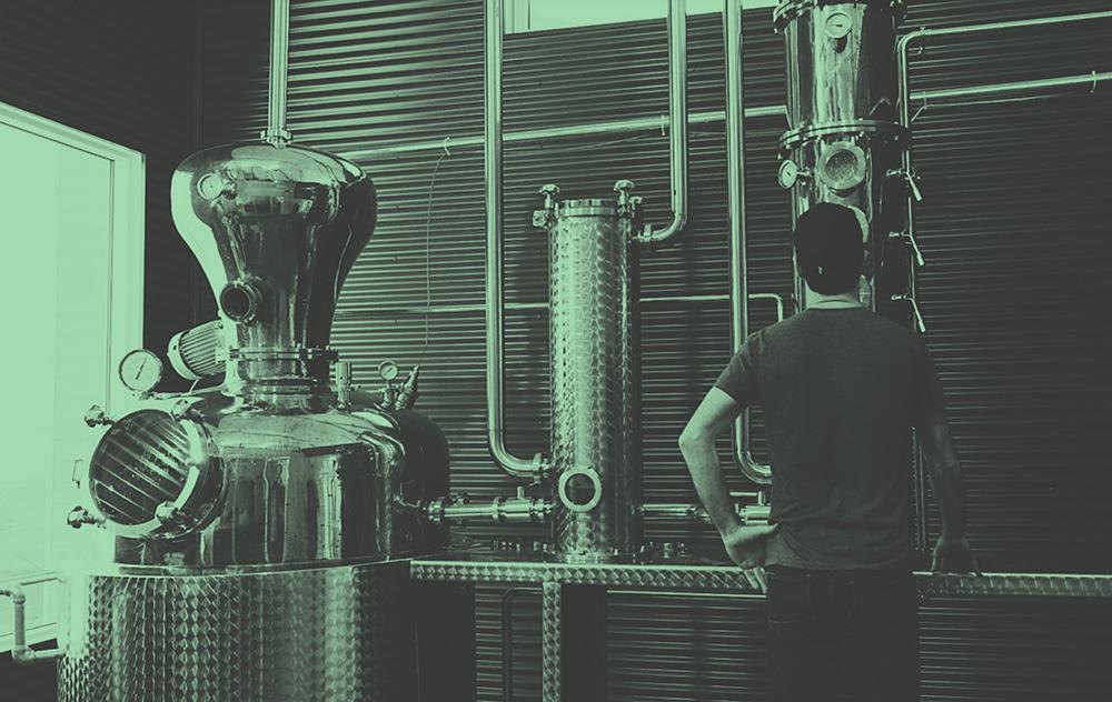 Découvrez la Distillerie Mitis